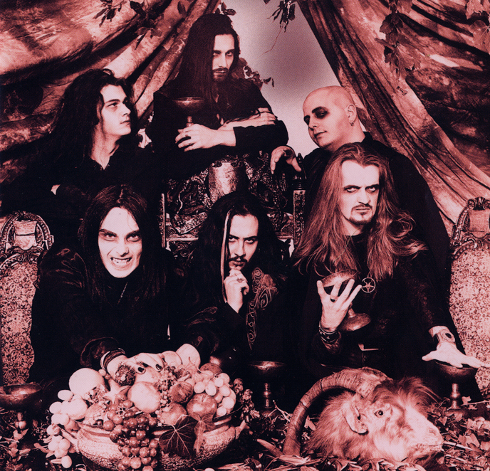 Cradle Of Filth Tour