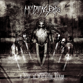 My Dying Bride @ A Line of Deathless Kings